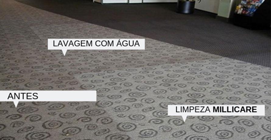 Você conhece a diferença entre lavagem e limpeza de carpetes?