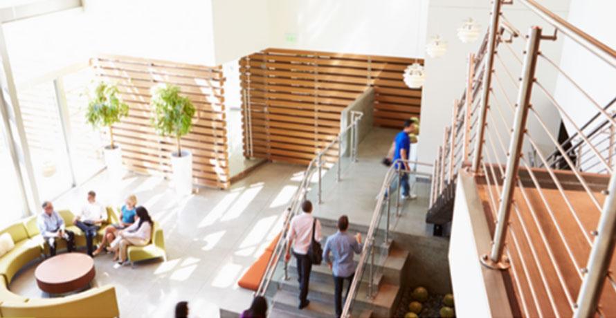 Como gestores de facilities podem ajudar a melhorar a qualidade ambiental interna